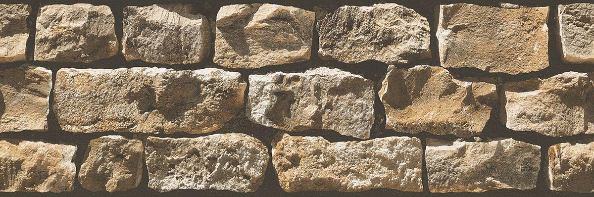 Relativ Bordüre selbstklebend Digital Steine 9058-19   Bordüren PZ15