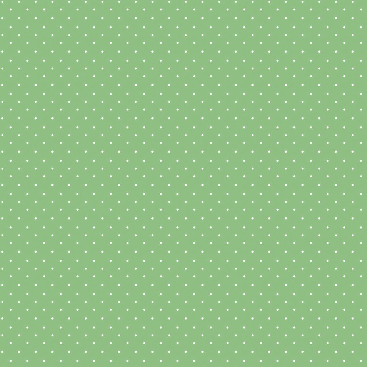 Hochwertige Tapeten Und Stoffe Grune Tapete Mit Punkten G56051