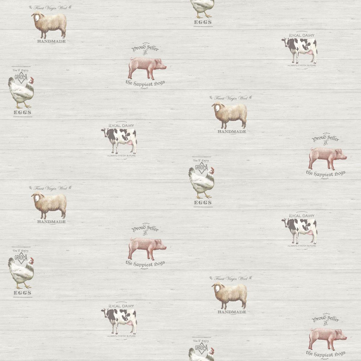 Ordinaire Non Woven Vinyl Wallpaper Norwall Kitchen Recipes G12302