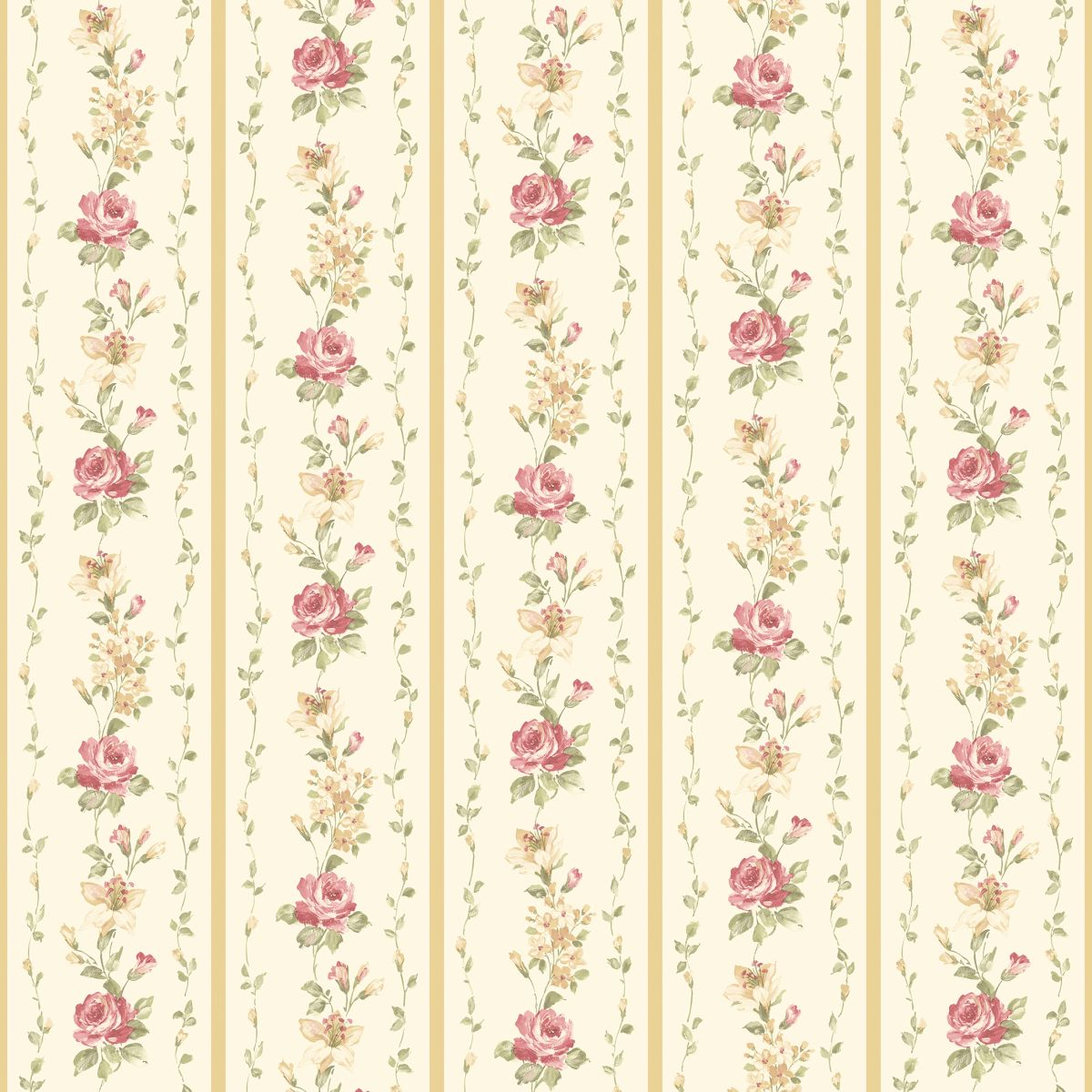 Hochwertige Tapeten Und Stoffe Papier Vinyl Tapete Mit Blumen Und