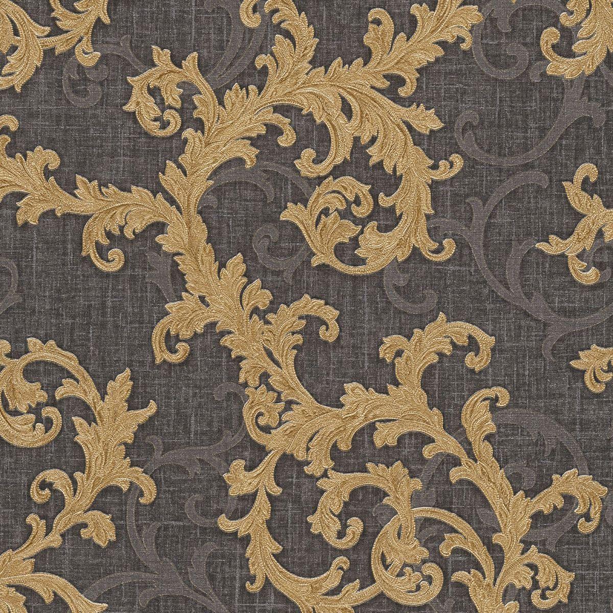 non-woven wallpaper Versace II Baroque & Roll 96231-6 | pattern wallpapers