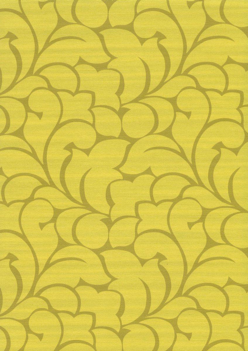 vinyl tapete muster gelb sva18012217 - Tapeten Mit Muster