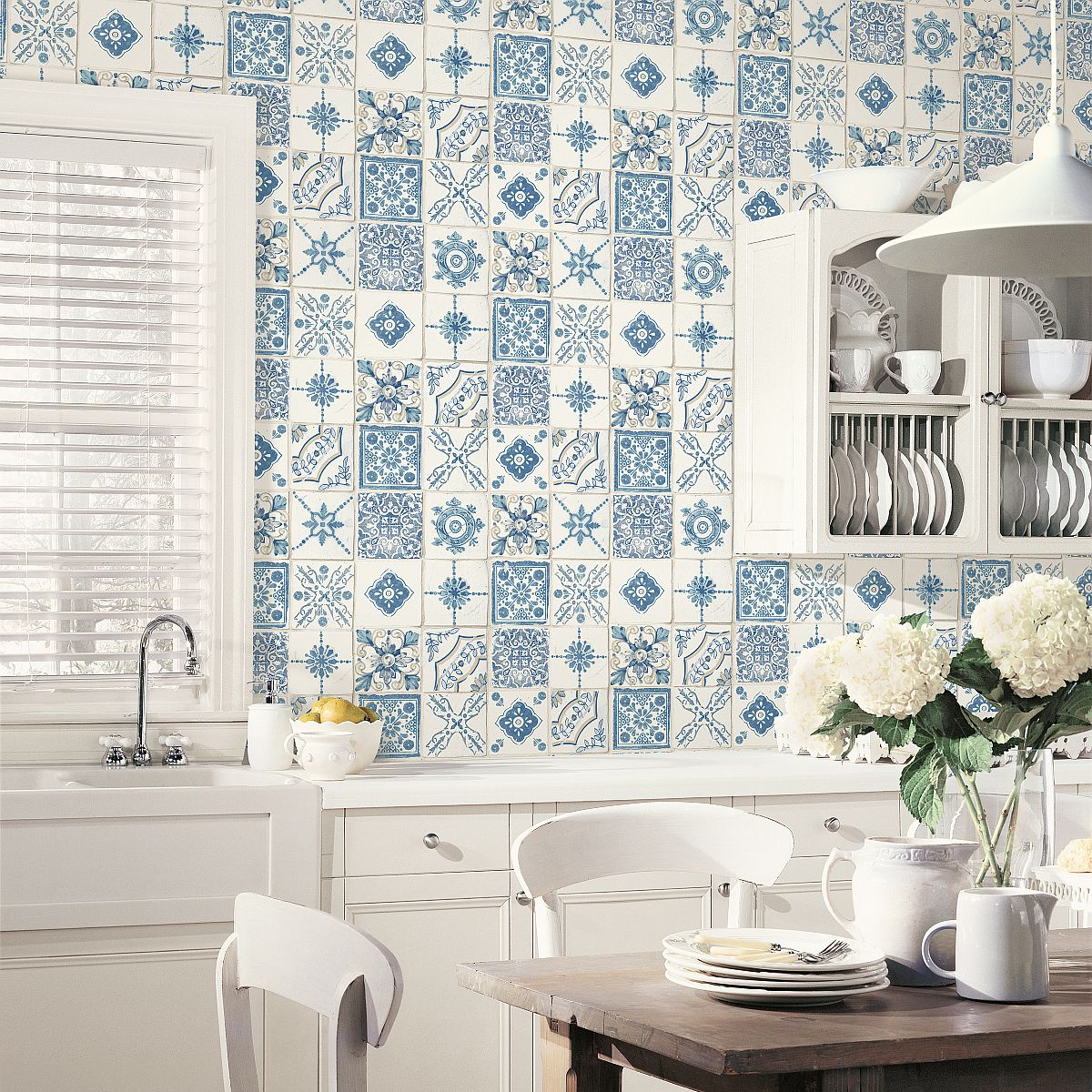 High Quality Wallpapers And Fabrics Kitchen Wallpaper