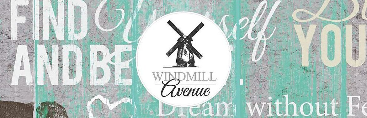 Walldesign Windmill Avenue