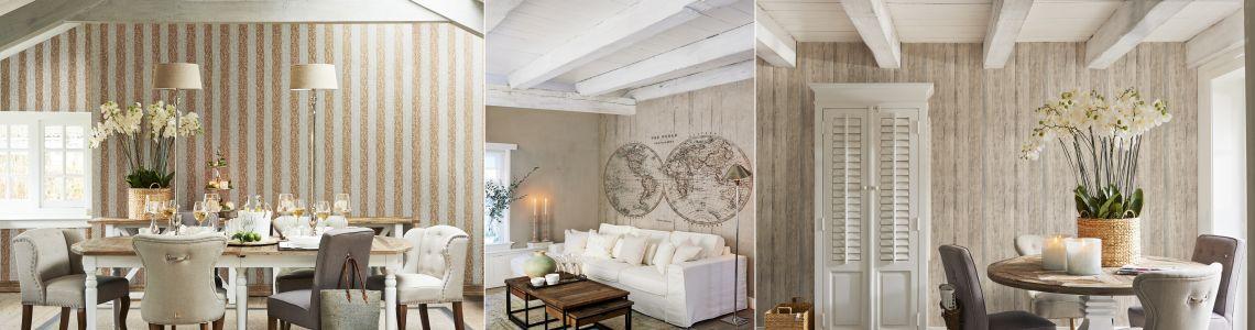 Riviera Maison | Moderne Tapeten kaufen bei decowunder ...
