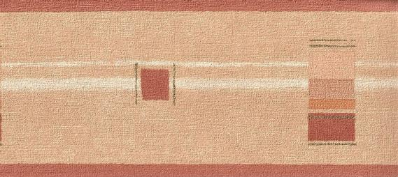 Paper-backing border with rectangle pattern 5642-04
