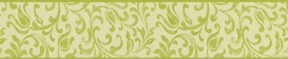 border self-adhesive graphic pattern 9055-36