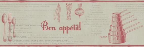 Küchenbordüre Bon Appetit Caselio 68478099