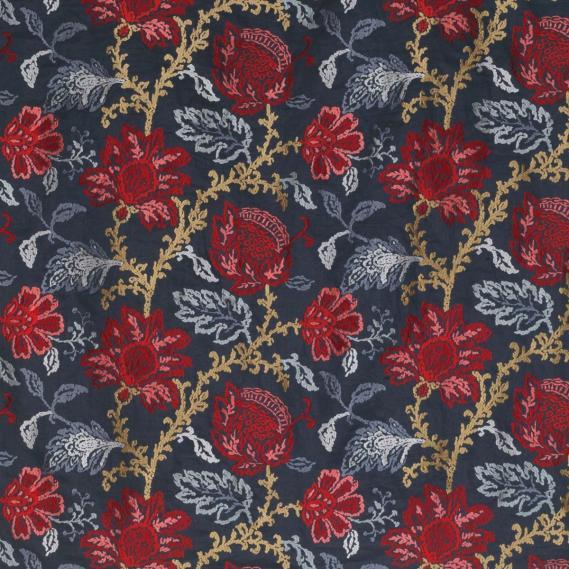 furnishing fabric Nina Campbell Coromandel NCF4243-01