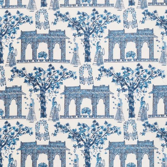 furnishing fabric Nina Campbell Coromandel NCF4244-01