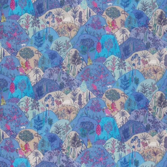 furnishing fabric Matthew Williamson Durbar F6945-04