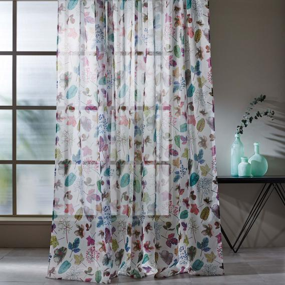 Dekostoff Voile Enchanted Gardens Osborne & Little F7018-01