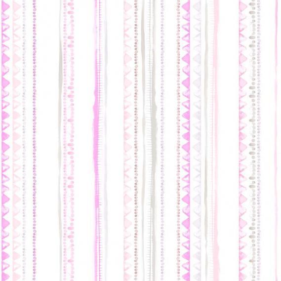 furnishing fabric O la la stripes 66344058
