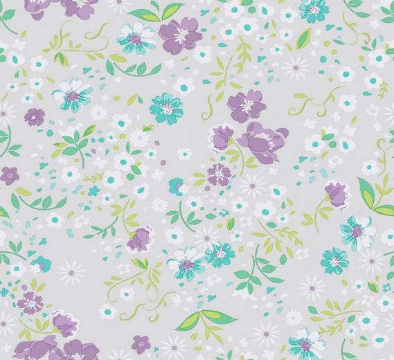 furnishing fabric O la la flowers 66366026