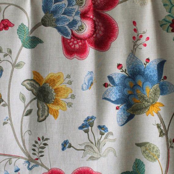 Dekostoff PIP Studio Blumenmuster 7665-8