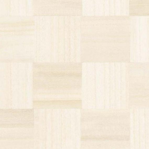 Echtholztapete China Parasol Weiß 7021