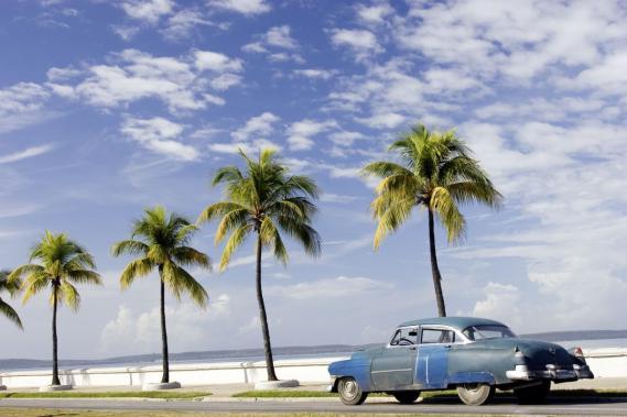 Fototapete Cuba 0312-9