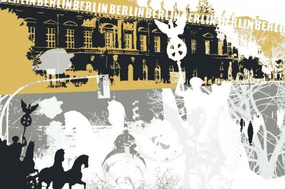 Fototapete Berlin 0320-5