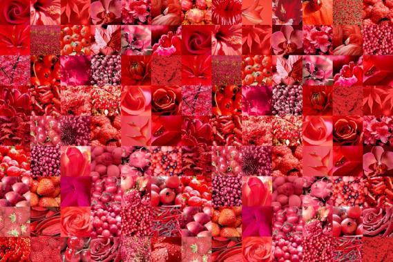 Mural Red 0331-3