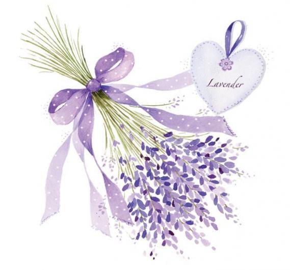Mural Lavender EV1373
