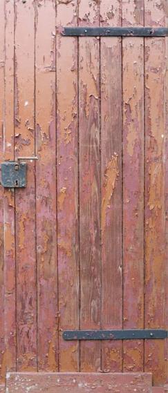 Fototapete Tür selbstklebend Oberberg 0200-07