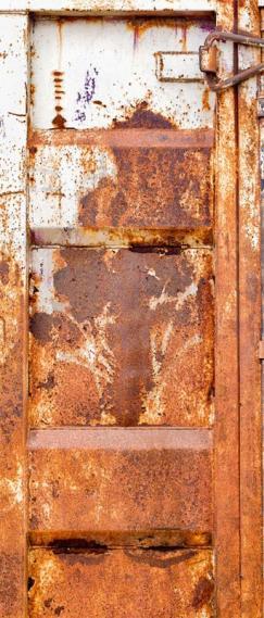Fototapete Tür selbstklebend Container 0200-17