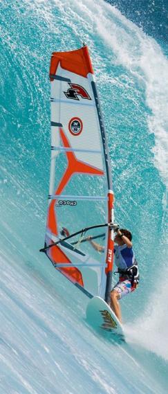 Fototapete Tür selbstklebend Surfer 0200-26