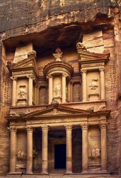 Fototapete Mr. Perswall P110301-4 Petra Gate 180*265
