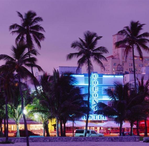 Fototapete Mr. Perswall P110502-6 Miami Vice 270*265