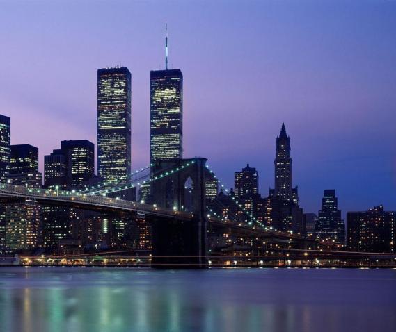 Fototapete Mr. Perswall P112202-7 N.Y. Skyline 315*265
