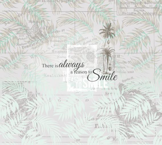Fototapete Windmill Avenue Reason to smile 6332012