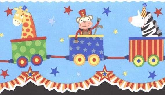 childrens border circus CM79612