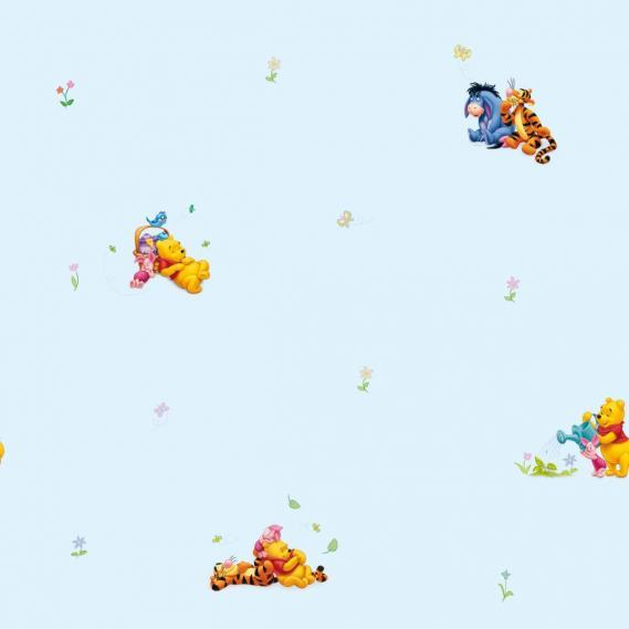 paper-backing wallpaper Winnie Pooh 00097