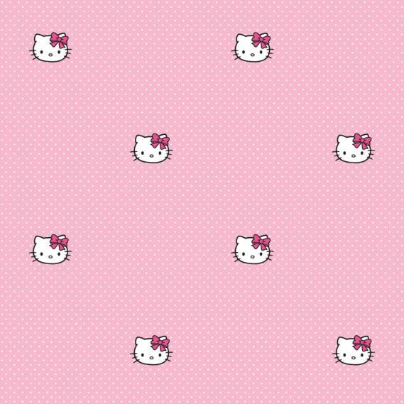 paper-backing wallpaper Hello Kitty 73399