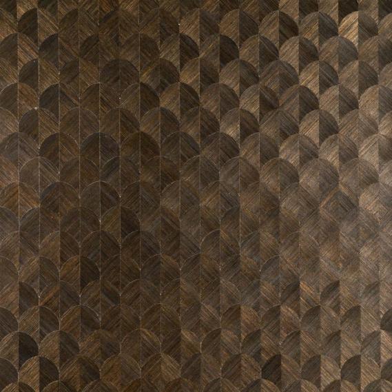 Hochwertige tapeten und stoffe vlies sisal tapete for Tapete muster braun