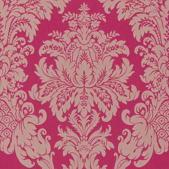 fabric wallpaper Cassata Rasch Textil 077239