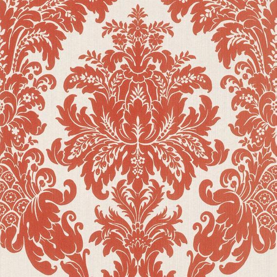 fabric wallpaper Cassata Rasch Textil 077260