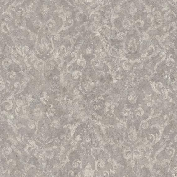 Vinyltapete Ornamente verwaschen C5006