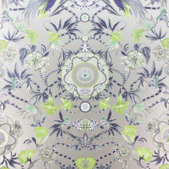 non-woven wallpaper Matthew Williamson Durbar W6950-04