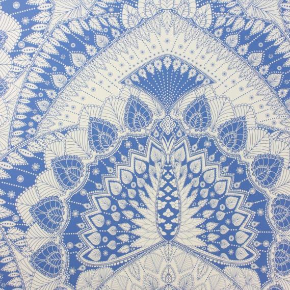 non-woven wallpaper Matthew Williamson Durbar W6952-04