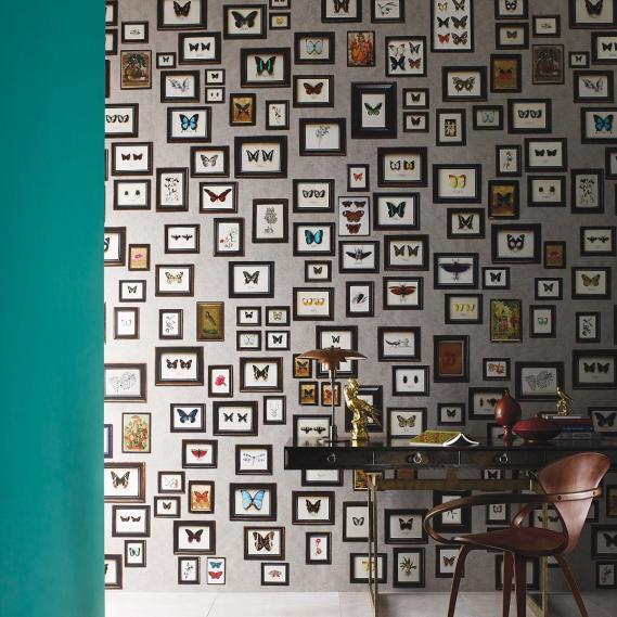 non-woven wallpaper Matthew Williamson Durbar W6953-01