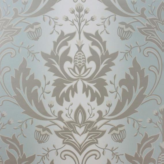 non-woven wallpaper Matthew Williamson Durbar W6954-02