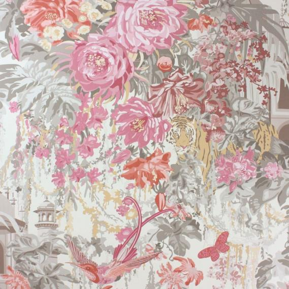 non-woven wallpaper Matthew Williamson Durbar W6958-03