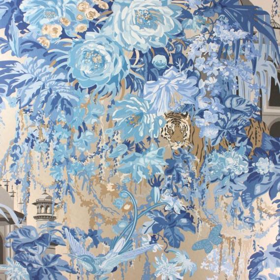 non-woven wallpaper Matthew Williamson Durbar W6958-04