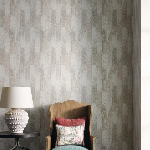 non-woven wallpaper Enchanted Gardens Osborne & Little W7021-01