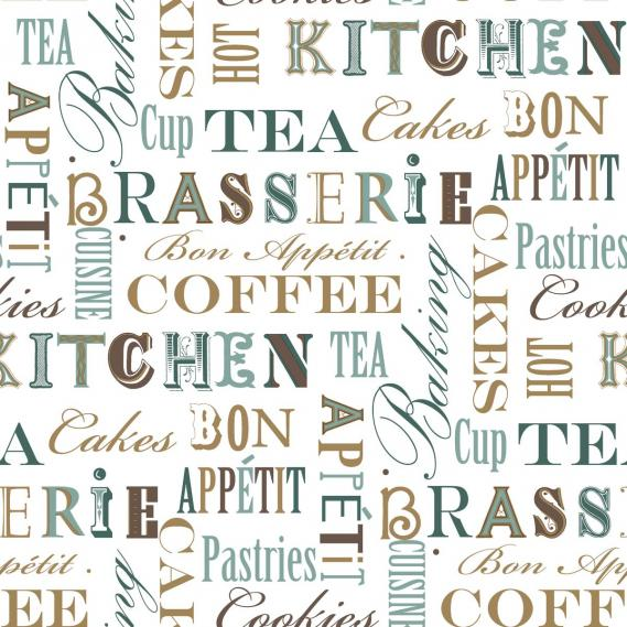 kitchen wallpaper Fresh Kitchen 5 FK34412