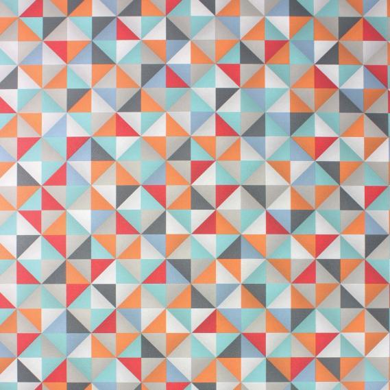 vinyl wallpaper Osborne & Little Intarsia Vinyls W6760-01