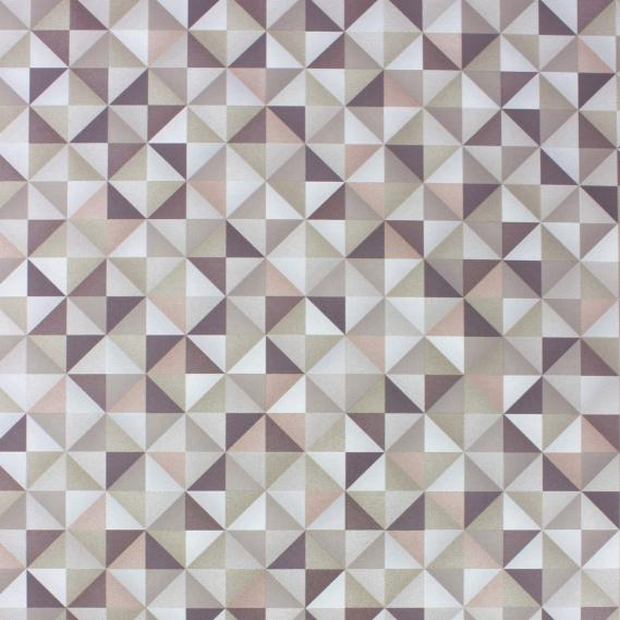 vinyl wallpaper Osborne & Little Intarsia Vinyls W6760-03