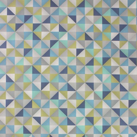 vinyl wallpaper Osborne & Little Intarsia Vinyls W6760-05