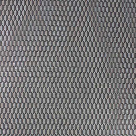vinyl wallpaper Osborne & Little Intarsia Vinyls W6762-02